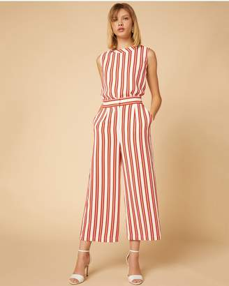 Juicy Couture Bold Stripe Sleeveless Top