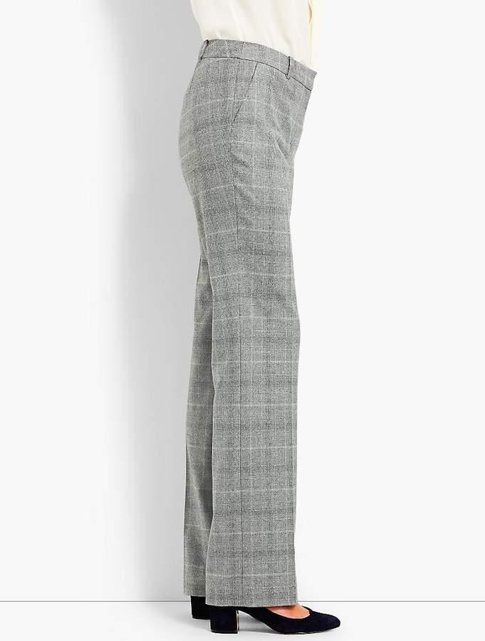 Luxe Glen Plaid Trouser