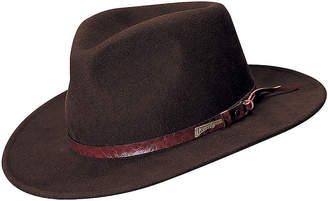 JCPenney INDIANA JONES Indiana Jones Wool Felt Outback Brim Hat