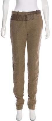 Celine Mid-Rise Skinny Pants