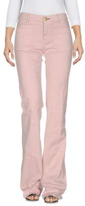 Shine Denim trousers