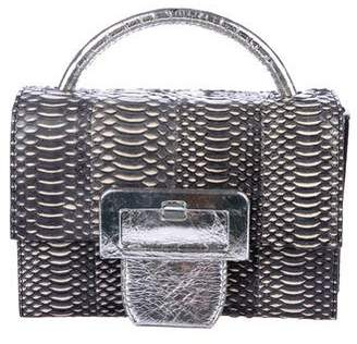 Maison Margiela Snakeskin Crossbody Bag