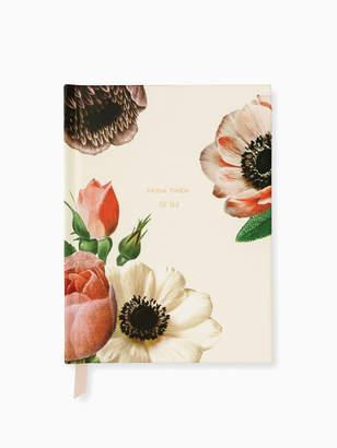 Kate Spade BRIDAL Blushing Floral Gift Log