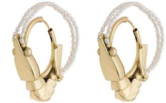 Ellery Shrimp Earrings