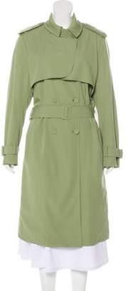 Bottega Veneta Wool Knee-Length Coat