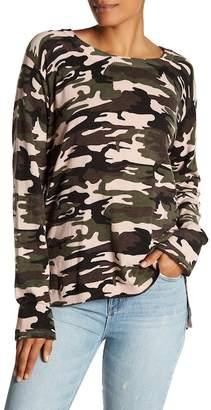 Sanctuary Trixie Lace Up Sweater