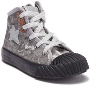 Naturino Sport 559 Velluto Hi-Top Sneaker (Toddler & Little Kid)