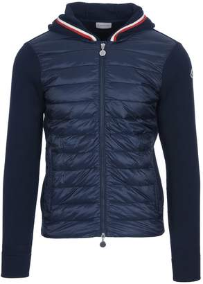 Moncler Cardigan With Hood
