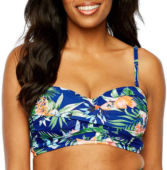 390402c1a Bandeau Bathing Suit Tops - ShopStyle