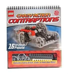 Scholastic Lego Action Crazy Contraptions