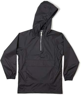 Z.A.K. Brand Hooded Windbreaker
