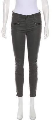 Current/Elliott Soho Zip Stiletto Skinny Jeans