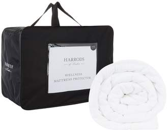 Harrods Wellness Cotton Mattress Protector