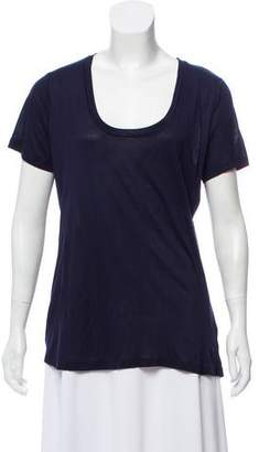 L'Agence Short Sleeve Casual Top w/ Tags