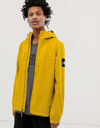 The North Face Mountain Q Jacket in Yellow