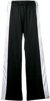Kappa panelled track style trousers