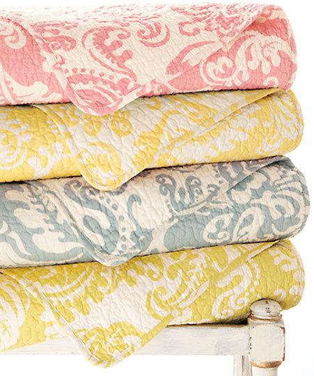 Ask Casa: Brocade Home-Esque Linens? | POPSUGAR Home : company c quilts - Adamdwight.com