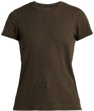 ATM Slub cotton-jersey T-shirt