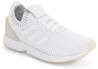 Adidas Zx Flux Primeknit Running Shoe $129.95 thestylecure.com
