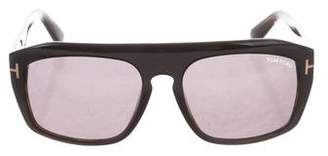 Tom Ford Conrad Keyhole Sunglasses w/ Tags