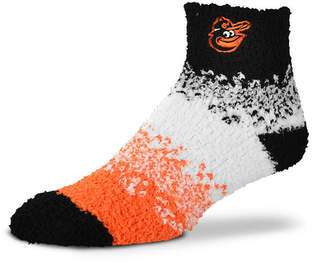 For Bare Feet Baltimore Orioles Marquee Sleep Soft Socks