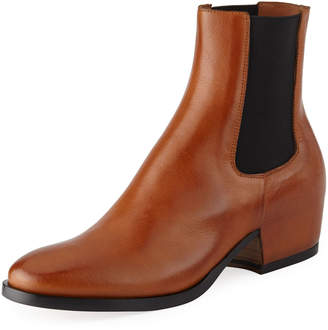 Givenchy Men's Leather Chelsea Boot