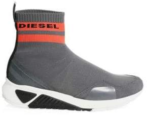 Diesel S-KB Logo Sock Sneakers