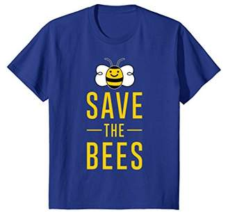 Save the Bees Shirt for Honeybee Lovers and Beekeepers