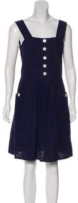 Marc Jacobs Knee-Length Lace Dress