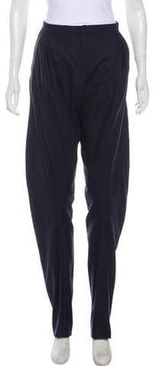 Anne Valerie Hash Wool Straight Pants w/ Tags w/ Tags