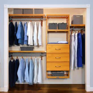 W Closet John Louis Home 16 Deep Deluxe 120 System
