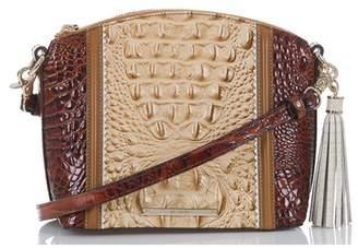 Brahmin Mini Duxbury Leather Crossbody Bag