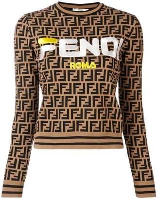 Fendi Roma jumper