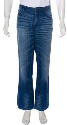 Calvin Klein Collection Straight-Leg Jeans