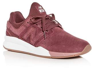 New Balance Women's 247v2 Low-Top Sneakers