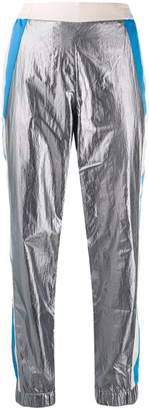 8pm Cropped Track Trousers