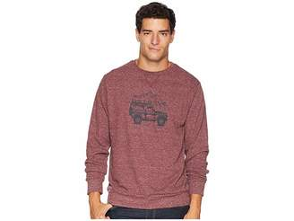 United By Blue Adventure Mobile Crew Pullover