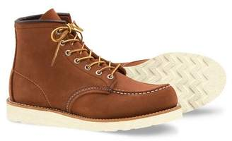 Red Wing Shoes 6 Inch Moc Toe Boot - Factory Second - Wide Width Available
