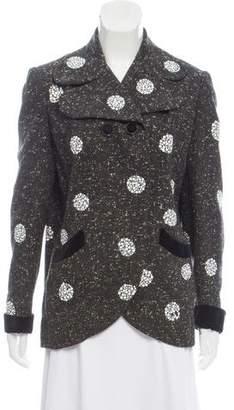 Libertine Embellished Tweed Jacket