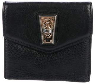 Marc by Marc Jacobs Grained Leather Wallet