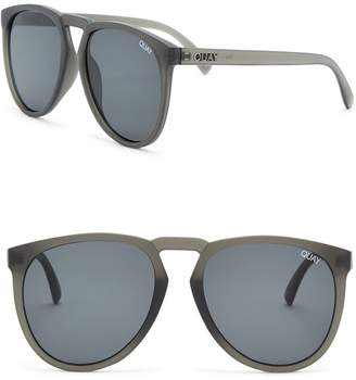 Quay Men's PhD 58mm Aviator Sunglasses