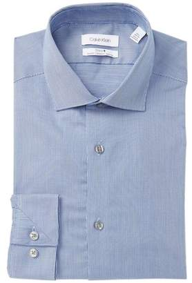 Calvin Klein Antibes Slim Fit Dress Shirt