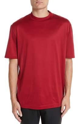 Lanvin Mock Neck T-Shirt