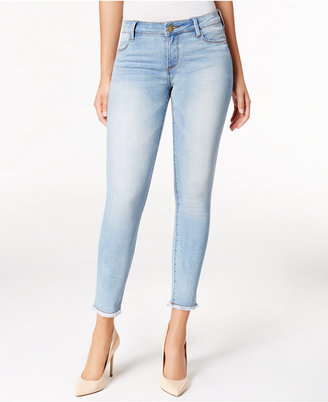 Kut from the Kloth Bridget Ankle Skinny Jeans $89 thestylecure.com
