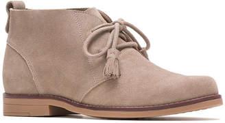 Hush Puppies Womens Ciara Chukka Boots Flat Heel Lace-up