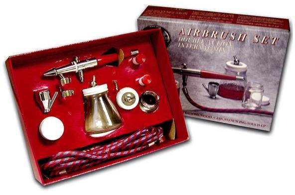 Paasche Model VL Airbrush Kit