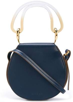 Marni top-handle satchel