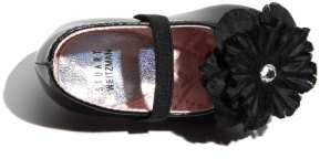 Stuart Weitzman Infant Girl's 'Baby Bud' Crib Shoe