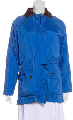 Loro Piana Insulated Short Coat