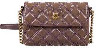 Marc JacobsMarc Jacobs Quilted Patent Leather Crossbody Bag